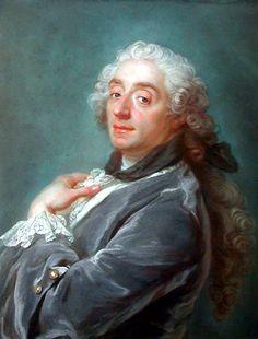 François Boucher (1703-1770) est représentatif du style rococo. (portrait par Gustav Lundberg)