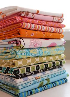 30 great places to buy cheap fabric online!!