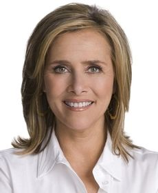 Meredith Viera..with a last name like Viera theres little doubt what Meredith's background is.
