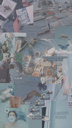 Iphone Wallpaper Tumblr Aesthetic, Bear Wallpaper, Iphone Background Wallpaper, Aesthetic Pastel Wallpaper, Scenery Wallpaper, Aesthetic Wallpapers, Purple Wallpaper Iphone, Blue Wallpapers, Pretty Wallpapers