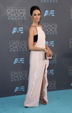 Abigail Spencer aux Critics' Choice Awards 2016