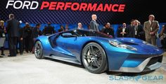 Ford GT reborn as 600+ HP uber-coupé