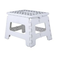 A great investment for every home, this folding step stool is ideal for providing that little bit of extra height when needed. Whether you need to fetch out items from the back of the cupboard, or reach a high shelf, this step stool is the answer. Woven Laundry Basket, Rectangular Baskets, Pantry Organisation, Blue Velvet Dining Chairs, Cupboard Storage, Storage Units, Pool Towels, Eames Chairs, Tea Light Candles