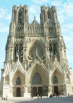 an introduction to the french cathedrals Introduction: gothic cathedrals are in many ways the embodiment of the late   both are expressed in the cathedrals of northern france, where the gothic style.