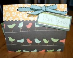 Easy Folded Gift Boxes