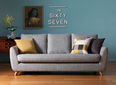 The Sixty Seven, from the new G Plan Vintage range - designed in collaboration with Hemingway Design - exclusively available from John Lewis http://www.gplanvintage.co.uk/Collections/The-Sixty-Seven/