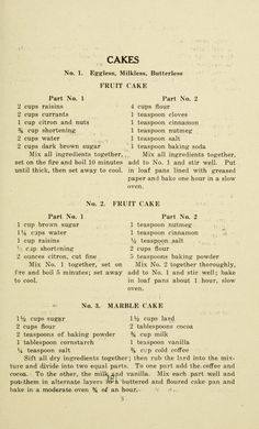Eggless recipe book for cakes, cookies, muffins, and desserts Eggless Desserts, Eggless Recipes, Eggless Baking, Old Recipes, Vintage Recipes, Cooking Recipes, Egg Desserts, Egg Free Recipes, Food Cakes