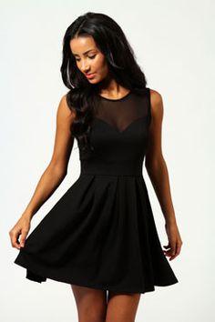 Cheryl Skater Dress