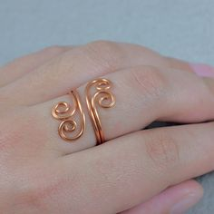 ring Free US Shipping handmade anni designs by AnniDesignsllc