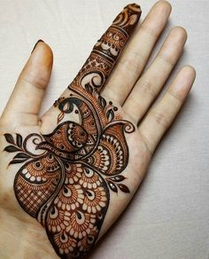 Mehndi is something that every girl want. Arabic mehndi design is another beautiful mehndi design. We will show Arabic Mehndi Designs. Peacock Mehndi Designs, Henna Hand Designs, Simple Arabic Mehndi Designs, Mehndi Designs 2018, Mehndi Designs For Girls, Mehndi Designs For Beginners, Modern Mehndi Designs, Mehndi Design Pictures, Mehndi Designs For Fingers