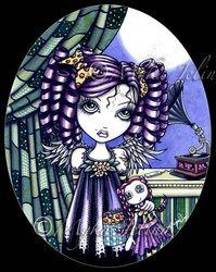main gallery2 - Fairy & Fantasy Artist Myka Jelina. Official Online Gallery. Fantasy Art, Gothic Faery Art, Tribal & Steam-Punk Fairies. Faerie Tattoos. Acrylic Paintings, Art Prints.