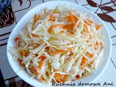 Coleslaw, Cabbage, Salads, Spaghetti, Food And Drink, Vegetables, Cooking, Breakfast, Ethnic Recipes