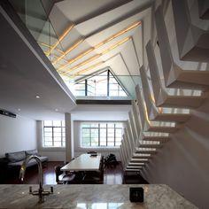 7 Insanely Hypnotizing Staircases - Architizer