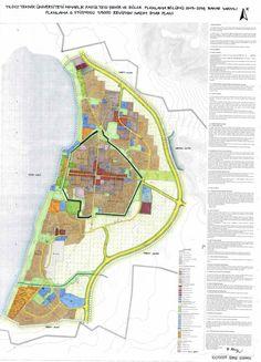 5000 nazım imar planı Bungalow Haus Design, Masterplan, Planer Layout, City Layout, New City, Urban Planning, Landscape Design, About Me Blog, How To Plan
