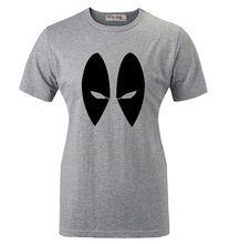 Summer Fashion Casual Cotton T shirt Badass Deadpool Marvel DC Comics Eyes Art Graphic Women Girl Short Sleeves T-shirt Tops Tee //Price: $US $13.38 & FREE Shipping //    #marvel