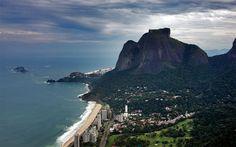Praia de São Conrado, Rio de Janeiro