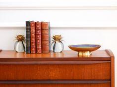 アンティーク 真鍮の飾り皿