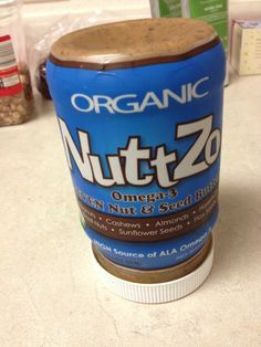 NuttZo Organic Nut Butter! Part yum, part wonderful charity work! Giveaway happening right now!