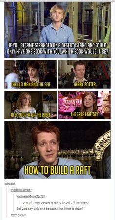 Haha! Harry Potter