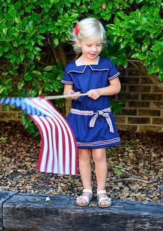Oliver + S, Croquet Dress | Flickr - Photo Sharing!