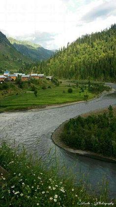 Kashimir.  PAKISTAN