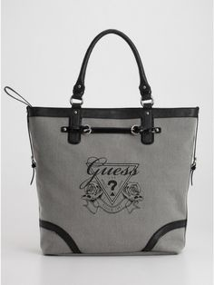 8d2ddf2bd28b59 GUESS Avignon Large Tote Bag. When needs must!!! This stylish oversized bag