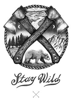 Stay Wild : Lloyd Stratton.