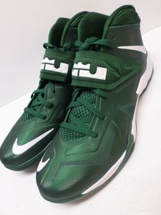 buy online 1862d 36076 Nike Lebron James MenZoom Soldier VII TB Basketball Shoes 599263 301 Size  US16