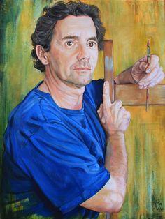 Autoportrait Johan Martel