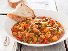 Italian Vegetable Stew (Ciambotta) - Cooks Illustrated