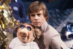 """'Star Wars' References on TV- when Mark Hamill guest-starred on """"The Muppet Show"""""""