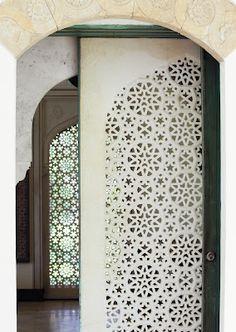 Decorative laser-cut screens/doors?