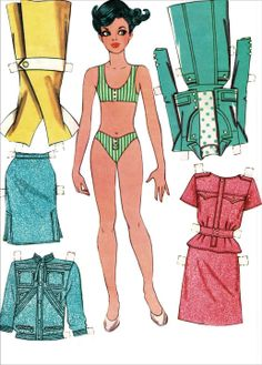 * The International Paper Doll Society by Arielle Gabriel for all paper doll and paper toy lovers. Mattel, DIsney, Betsy McCall, etc. Join me at ArtrA, #QuanYin5 Linked In QuanYin5 YouTube QuanYin5!