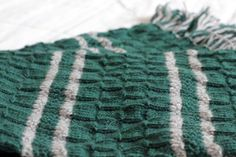 A scarf for Slytherin