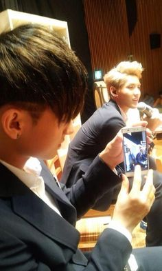 We are ONE, We are EXO | EXO SELF-TAKEN PHOTOS ON NAVER LINE STARCHAT - Taoris