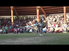 2011 Kamloopa Powwow Mens Traditional Special!  Awh my familia!