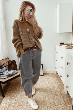 Simple Outfits, Winter Outfits, Summer Outfits, Cute Outfits, Bon Weekend, What To Wear Today, Vogue, Street Style, Looks Cool