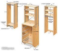 build your own cabinet with feet - - Yahoo Image Search Results