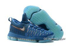 d0bfa7ed0e8 Nike Kd 9 Ix Royal Blue Sivler TopDeals