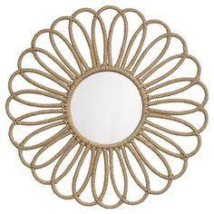 Fleur Wall Mirror at Joss & Main
