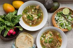 Recipe: Spicy Green Garlic Chicken Soup || Photo: Stephen Scott Gross for The New York Times