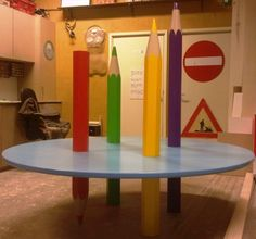Kinder kleur/tekentafel