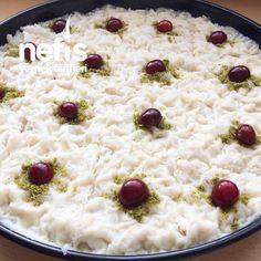 Turkish Recipes, Yogurt, Pudding, Easy, Desserts, Food, Kitchens, Meal, Custard Pudding