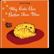 Friendly humor from Dicke Katze, Fat Cats and Friends, available in both e-book and print editions.