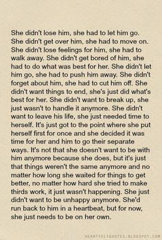 Super Quotes About Moving On After A Breakup It Hurts Feelings Ideas Let Him Go Quotes, Letting Go Quotes, Go For It Quotes, Letting Go Of Him, Hurt Quotes, New Quotes, Be Yourself Quotes, Funny Quotes, Letting Someone Go