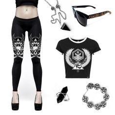Life isn't perfect but your outfit can be... FLASH SALE - 25% OFF with code SUMMER25 www.crmcclothing.com | We ship worldwide #altgirl #alternativegirl #altwear #altfashion #alternative #alternativefashion #girlswithtattoos #girl #lit #style #hot #black #darkwear #blackwear #womenswear #occulture #occult #fashionista #leggings