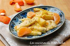 Straccetti di pollo alle clementine