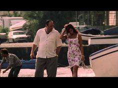 The Sopranos - Tony In Italy - YouTube
