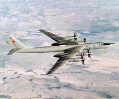 Tupolev Tu-142 (Bear) Long Range Anti-Submarine / Bomber ~ Russia
