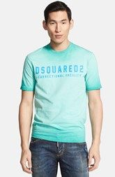 Dsquared2 'Correctional' Logo Graphic T-Shirt